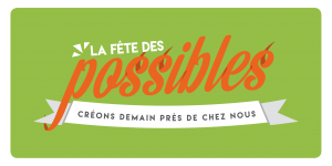 Logo officiel Fete des possibles